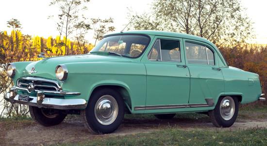 ГАЗ-21 Волга I