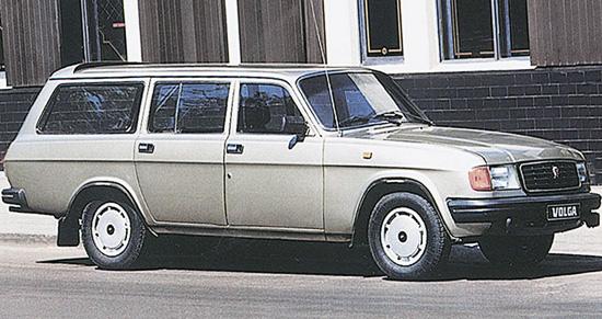 универсал ГАЗ-31022 Волга