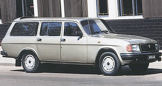 ГАЗ-31022 Волга