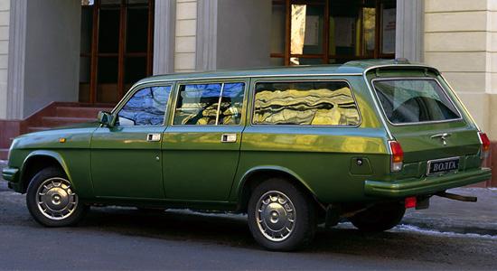 универсал ГАЗ-310221 (Волга 3110)