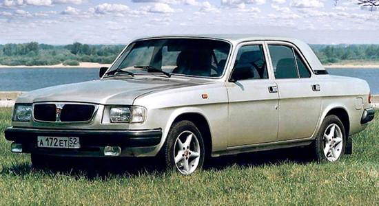 ГАЗ-3110 Волга (1997-2005) на IronHorse.ru ©