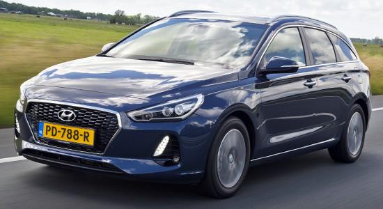 Hyundai i30 Wagon (2019-2020) на IronHorse.ru ©