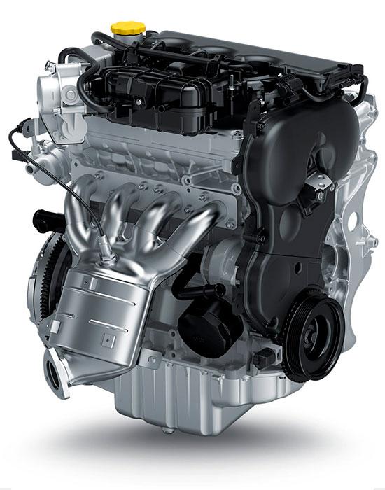 двигатель кросс-верссии Лады Ларгуса