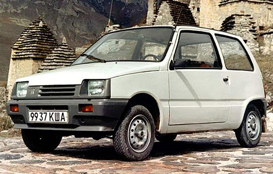 Lada ОКА (ВАЗ-1111)