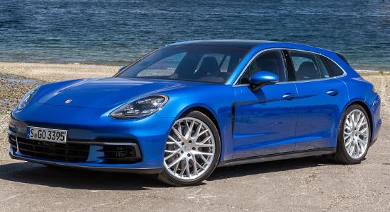 Porsche Panamera Sport Turismo (2020-2021) на IronHorse.ru ©