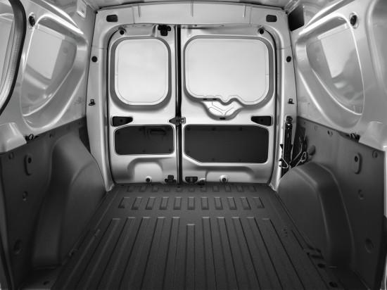 грузовой отсек Dacia Dokker Van