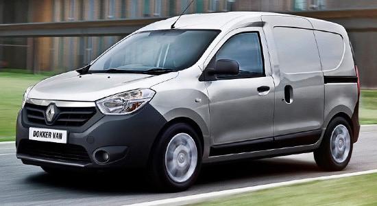 Renault Dokker Van (2020-2021) на IronHorse.ru ©