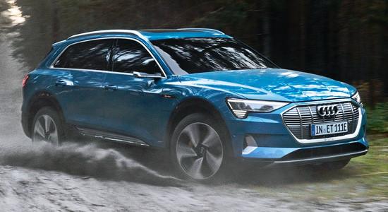 Audi e-tron quattro на IronHorse.ru ©