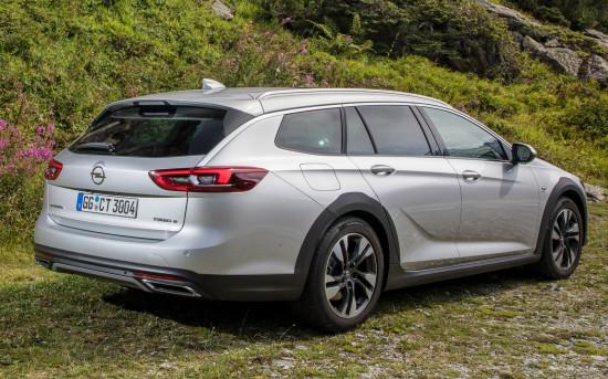 Opel Insignia 2 Country Tourer