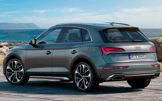 Audi Q5 II (2021)