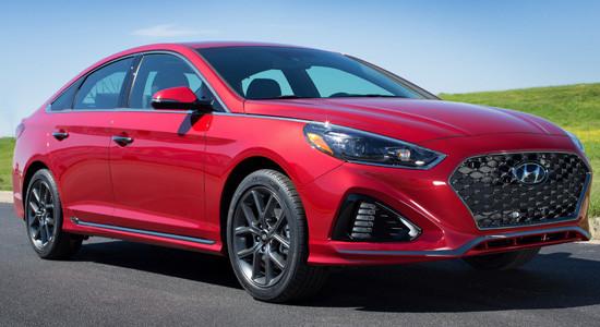 Hyundai Sonata 7 Sport на IronHorse.ru ©
