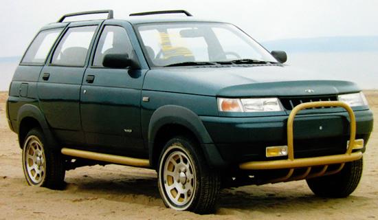 Lada 111-90 Тарзан-2 (211190)