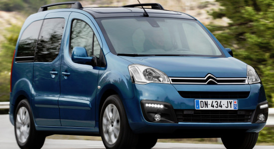 Citroen Berlingo II Multispace (2017-2018) на IronHorse.ru ©