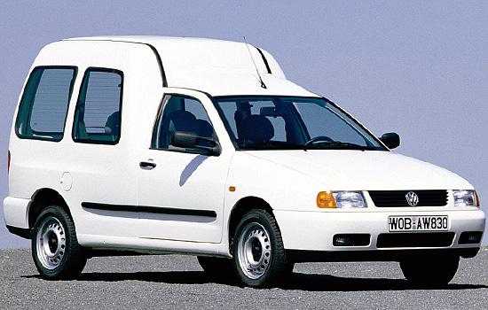 компактвэн Volkswagen Caddy 2