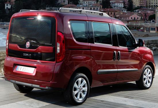 Fiat Doblo 2 Panorama