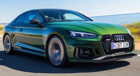 Audi RS5 (2018-2019) на IronHorse.ru ©