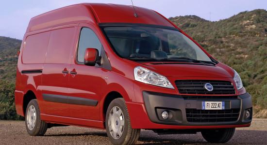 Fiat Scudo Cargo (2007-2016) на IronHorse.ru ©