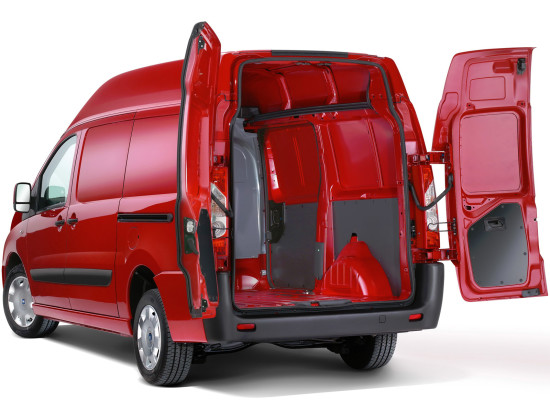 Fiat Scudo 2 Cargo
