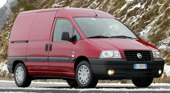 Fiat Scudo Cargo 2004-2007