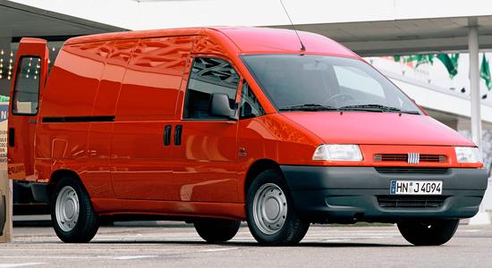 фургон Фиат Скудо 1995-2004