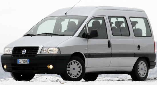 Fiat Scudo Combi (1995-2007) на IronHorse.ru ©