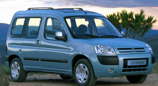 Citroen Berlingo I Multispace (1996-2012) на IronHorse.ru ©