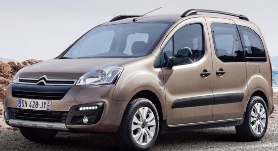 Citroen Berlingo Trek (X-TR) на IronHorse.ru ©