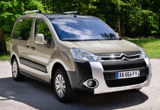 Citroen Berlingo Trek 2012-2015
