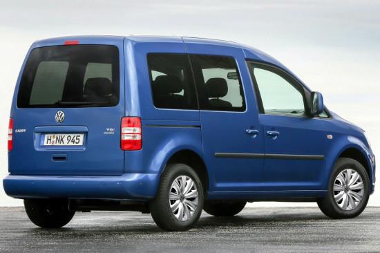 Volkswagen Caddy 3 Combi/Life