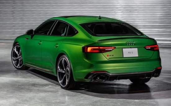 Audi RS5 II
