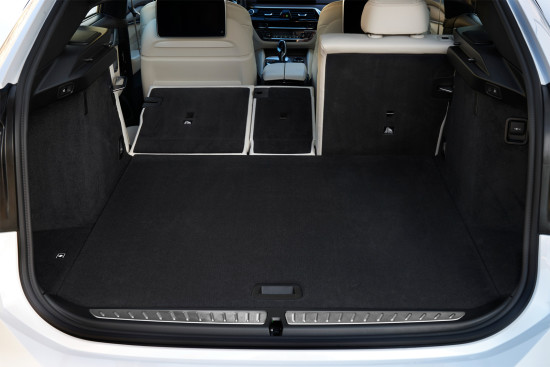 багажное отделение BMW 6-серии Gran Turismo (G32)