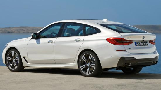 BMW 6-series GT (G32)