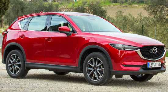 Mazda CX-5 (2020-2021) на IronHorse.ru ©