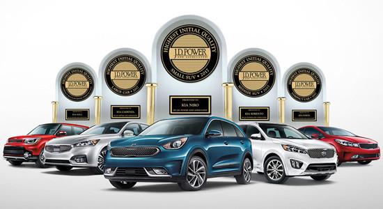 рейтинг надёжности новых авто J.D.Power 2017 на IronHorse.ru ©