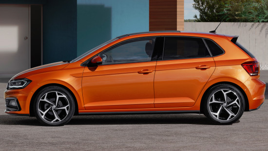 VW Polo 6 hatchback