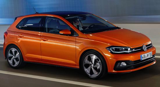 Volkswagen Polo 6 (2017-2018) на IronHorse.ru ©