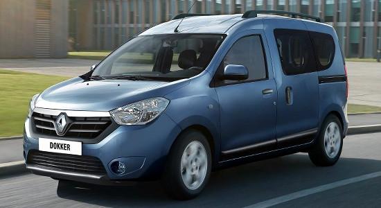 Renault Dokker (2017-2018) на IronHorse.ru ©