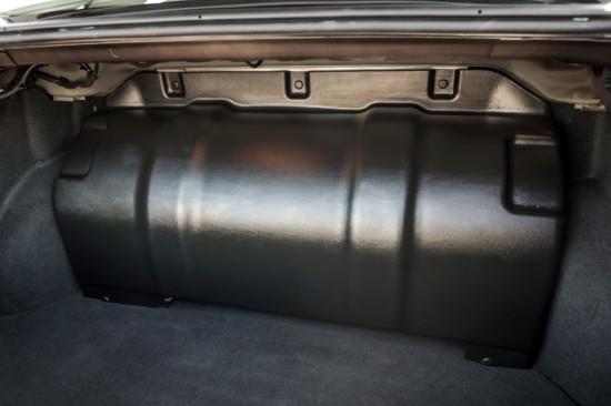 багажное отделение Lada Vesta CNG