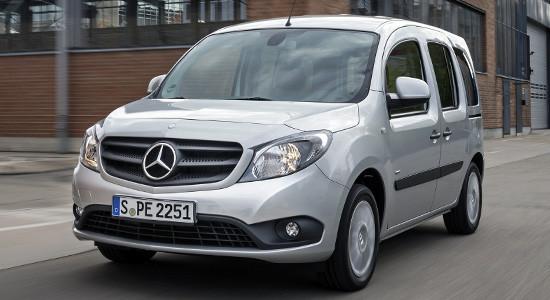 Mercedes-Benz Citan Tourer на IronHorse.ru ©