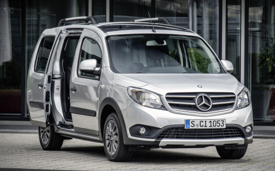 Mercedes-Benz Citan Off-Road