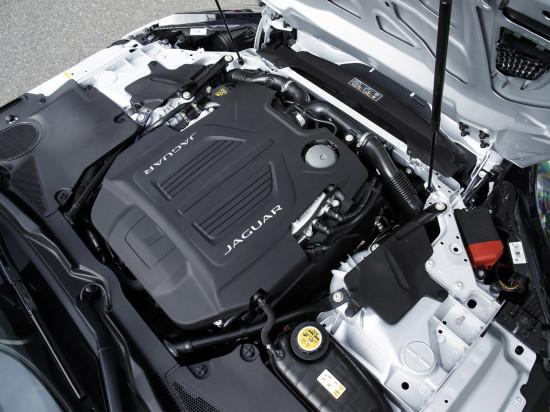 под капотом Jaguar F-Type R