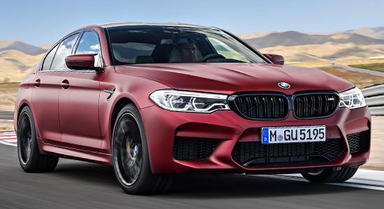 BMW M5 (F90) на IronHorse.ru ©