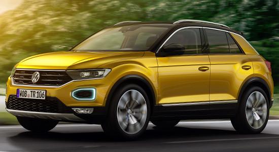 Volkswagen T-Roc на IronHorse.ru ©