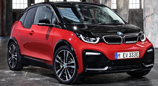 BMW i3s (2020-2021) на IronHorse.ru ©