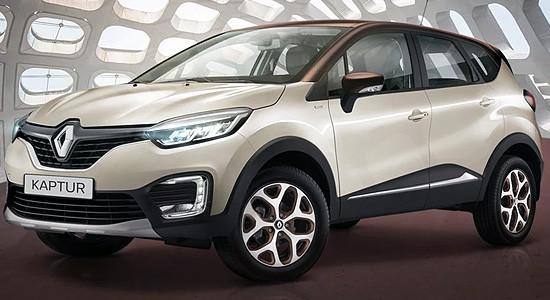 Renault Kaptur Extreme на IronHorse.ru ©