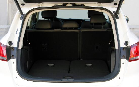багажное отделение Borgward BX7