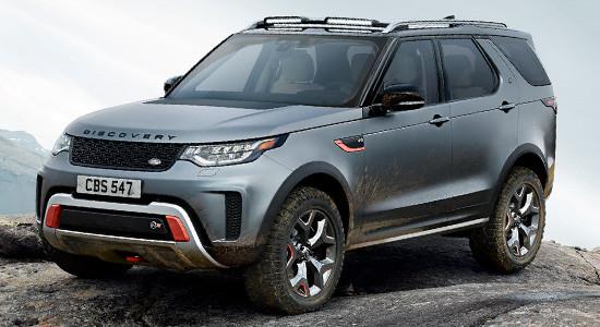 Land Rover Discovery 5 SVX на IronHorse.ru ©
