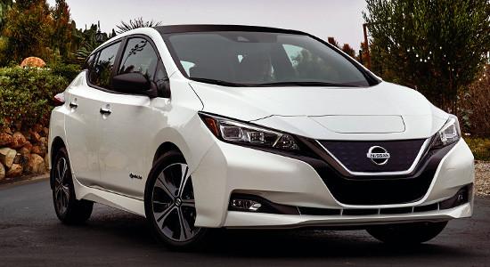 Nissan Leaf (2017-2018) на IronHorse.ru ©