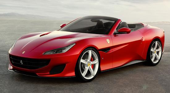 Ferrari Portofino на IronHorse.ru ©