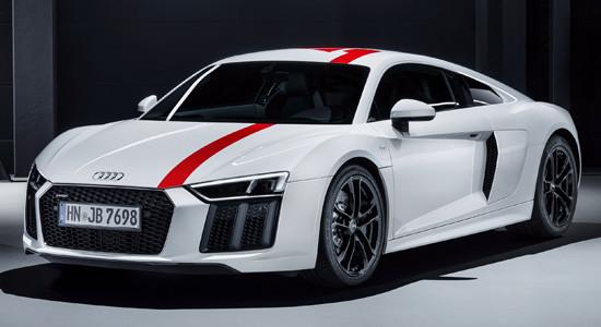 Audi R8 V10 RWS  на IronHorse.ru ©